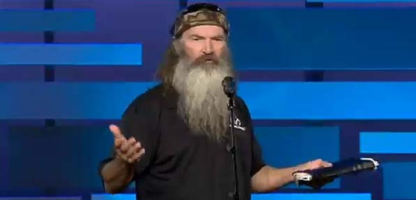 Duck! or Does Phil Robertson actually speak for all Christians?