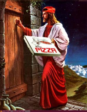 Jesus-delivering-Pizza-46018742574